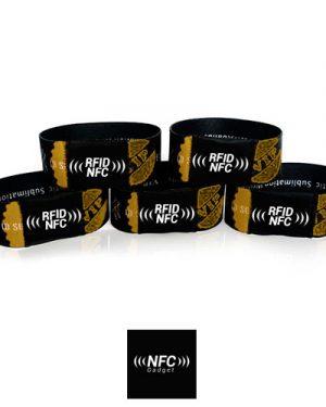 Braccialetti RFID/NFC Elastico 25 mm