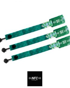 BRACCIALETTI RFID/NFC TESSUTO 919 SOFTSLIDER