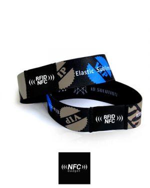 Braccialetti RFID/NFC Elastici15 mm