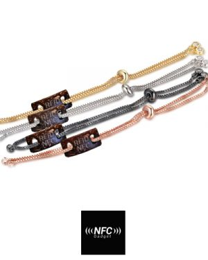 Braccialetti RFID/NFC MetalFashion