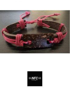 Braccialetti RFID/NFC PelleFashion