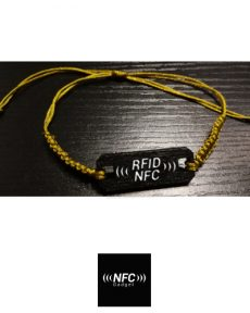 Braccialetti RFID/NFC Weaving Fashion