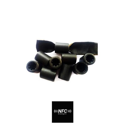 BRACCIALETTI RFID/NFC TESSUTO SLIDE MORBIDA